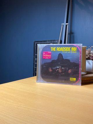THE ROADSIDE INN 靜候觀察 CD專輯 全新未拆 內含首發特典