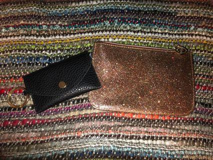 Pouch and card holder