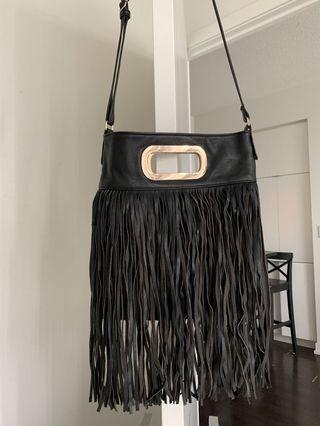 Leather cross body purse - Aldo