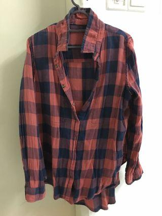 Boyfriend Shirt cotton on