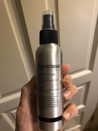 Furatasse hair scalp lotion spray