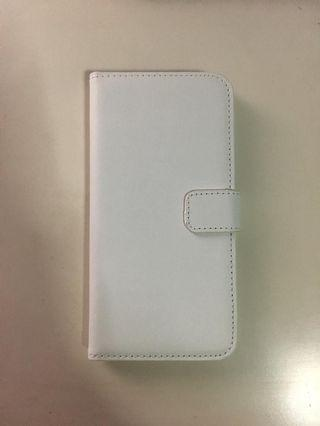 NEW White Leather Cover Iphone 6 Plus