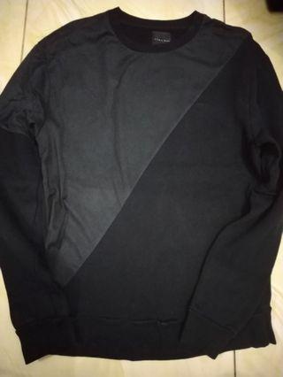 Zara crewnec sweater no h&m uniqlo bershka murah