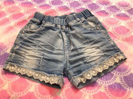 Celana Pendek Hotpants Hot Pants Denim