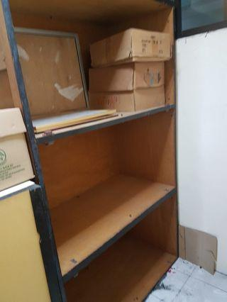 cabinet for storage