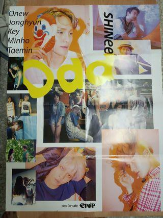 Shinee View posters
