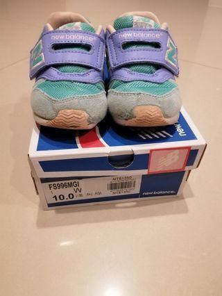 二手new balance童鞋