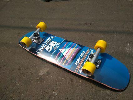 Skateboard Cruiser 5Boro 8.0