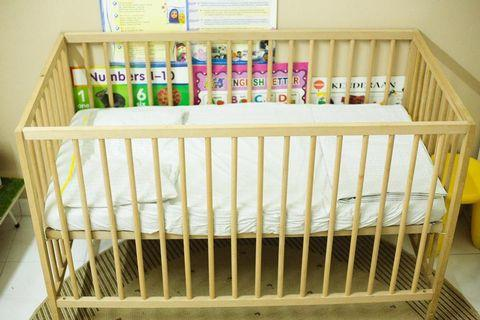 Baby Cot IKEA SNIGLAR