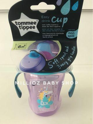 Tommee Tippee BPA FREE Purple Trainer Sippee Cup (Spout / Sippy)