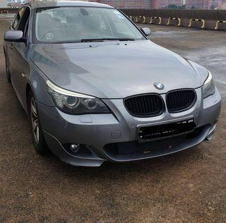 BMW E60 520 Singapore