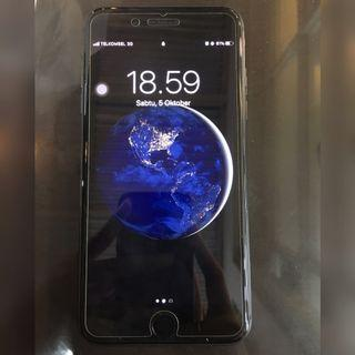 Iphone 8+ Space Grey 256GB / Iphone 8 Plus Hitam Jet Black