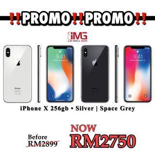 iPhone X 256gb PROMO! PROMO!!