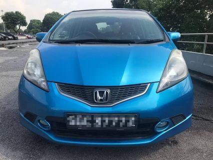 Honda Jazz 1.5A Singapore