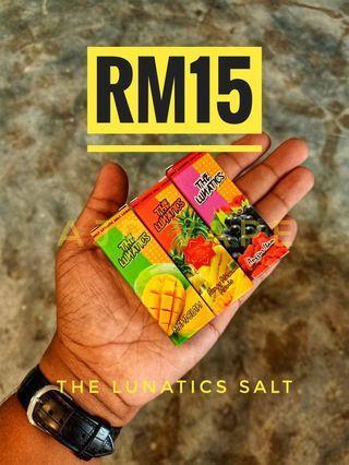 Lunatic salt