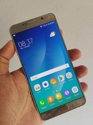 Samsung Galaxy Note 5 Duos Dual sim Ex SEIN