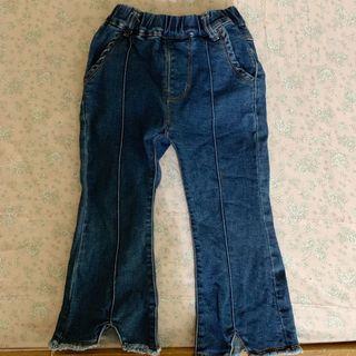 👧小女鵝の小喇叭褲👖 約100cm