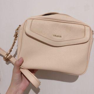 二手*網路品牌VEMAR斜背包 側背包