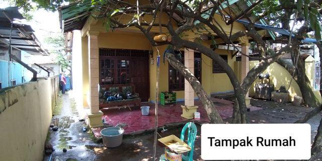 Rumah SHM 300m2. Pinggir Jalan Provinsi Setu.Bekasi