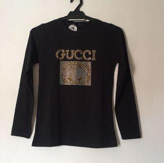 Gucci 1:1 Long Sleeve Top