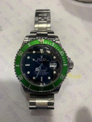 Rolex Submariner 11610 year 2010