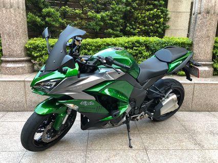 Kawasaki Z1000SX 2018 Ninja1000