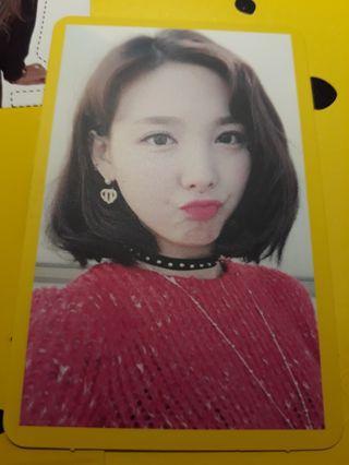 WTS/WTT Twice Nayeon photocard