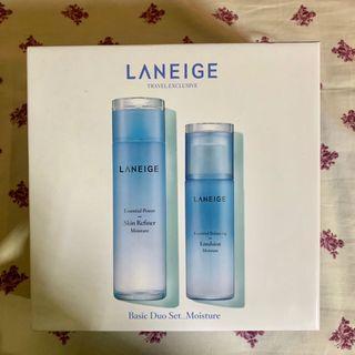Laneige Basic Duo Set Moisture