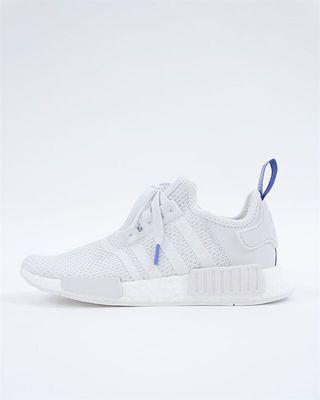 愛迪達adidas NMD R1 white 白 藍 B37645 女鞋
