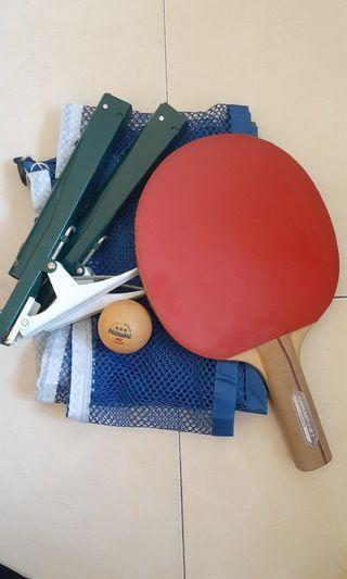 Butterfly bat Ping Pong