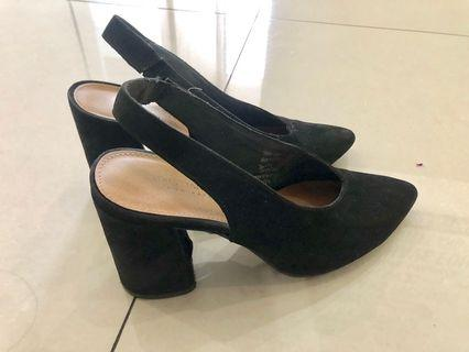 Christian Siriano Payless Black Shoes