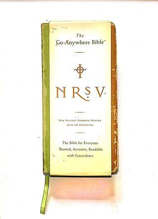Bible New Revised Standard Version (NRSV)