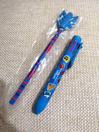 🌈SMIGGLE Pen + Pencil