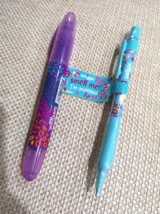 🌈 SMIGGLE Highlighter +Pencil