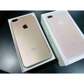 iPhone7 Plus 128G 玫瑰金色 只要7800 !!!