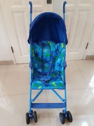Stroller Mothercare Jive Blue