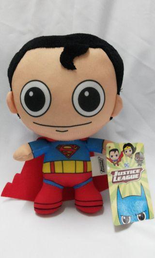 Justice League Superman Baby Plushie 20 cm
