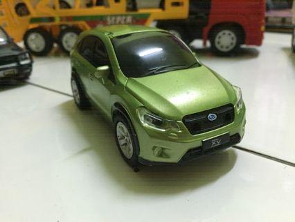 Subaru XV Eyesight mini car
