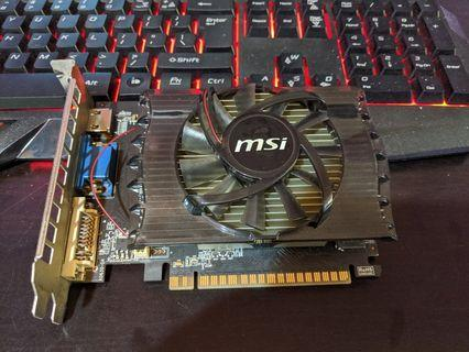 Graphics Card GT630 2GB DDR3
