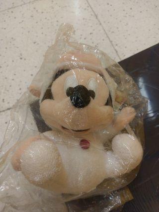【全新正版】米奇寶寶羊年變裝娃娃