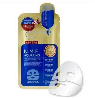 Mediheal NMF Aquaring Hydro Nude Gel Mask Sheet 30ml