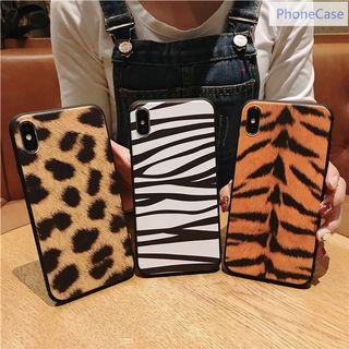 Case leopard iphone oppo vivo androin lain bya