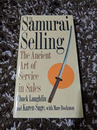 Samurai Selling - Self Help