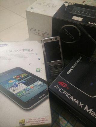 Borongan wifi,tab,psp,nokia