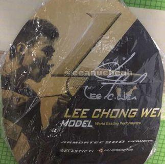 Dato Lee Chong Wei Hand Signed Autograph