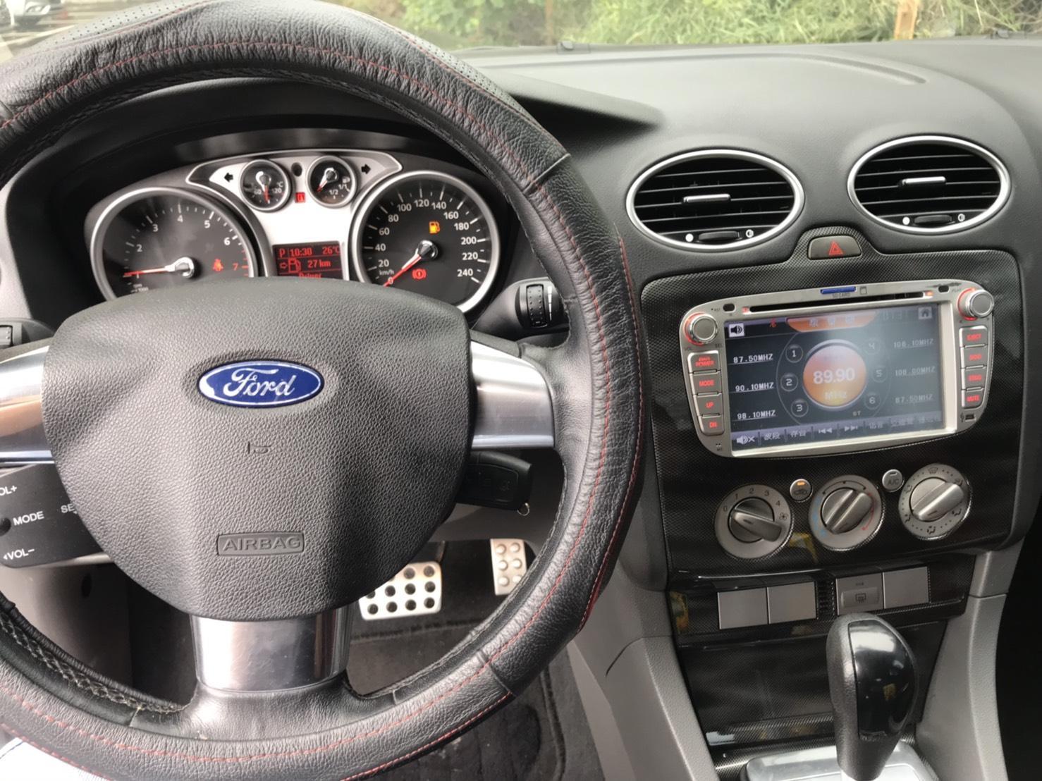 2011年 佛克斯 五門 灰 2.0 熱門車中古車二手車