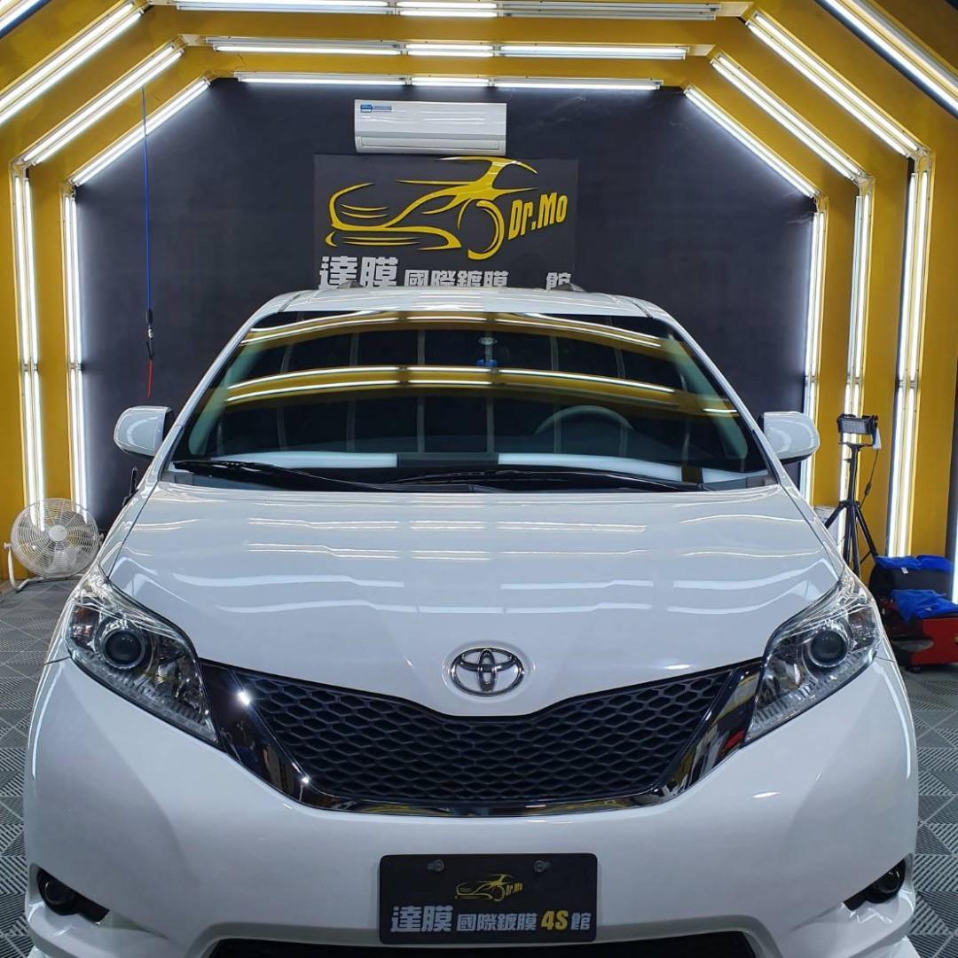 正2013年出廠8人座 Toyota Sienna3.5V6自然進氣引擎