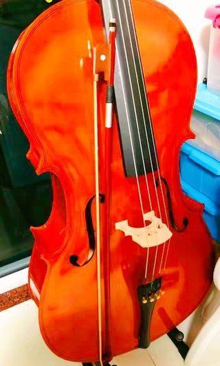 4/4 Cello