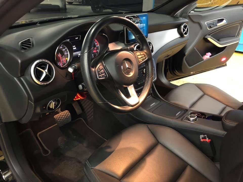 2015年 Bend CLA 250 小改款AMG 大滿配 高雄二手車 代步車