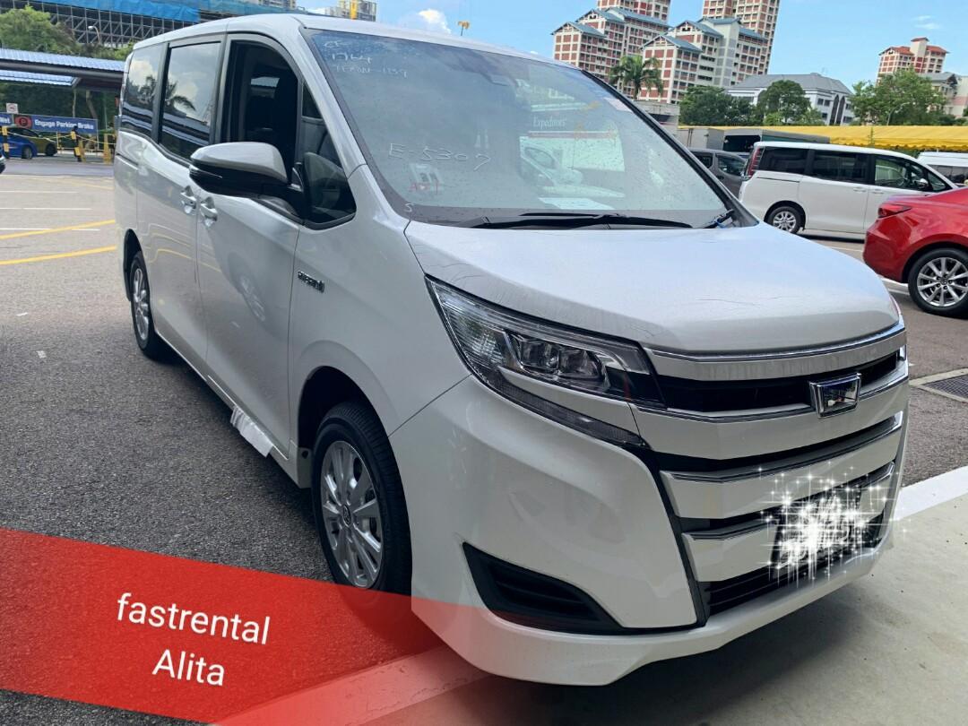 2019 Toyota Noah Hybrid
